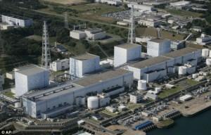 """jaderná energie - Erratum v článku """"Dosavadní průběh situace na JE Fukušima"""" - JE Fukušima (fukushima power plant) 1"""
