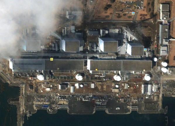 Fukušima – aktuální zprávy (středa, 16.03.2011)