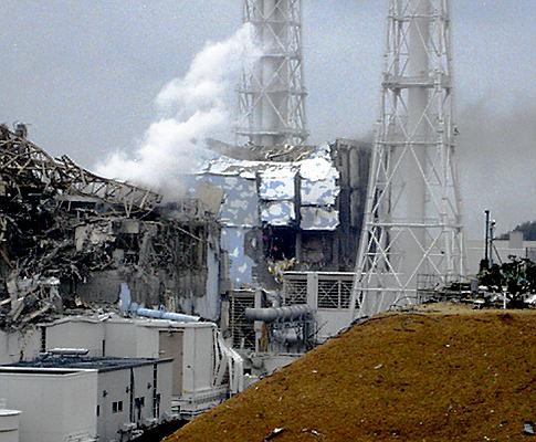 Fukušima – aktuální informace (čtvrtek 17.3.2011)