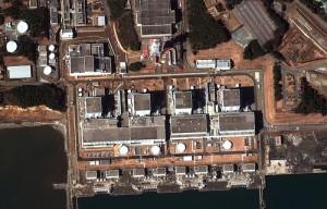 jaderná energie - Na jaderné elektrárně Fukušima Dajiči zahynul dělník, na Dajini jiný dostal zvýšenou dávku záření - JE Fukušima (fukushima daini) 1