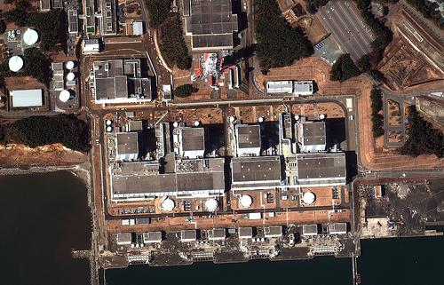 Na jaderné elektrárně Fukušima Dajiči zahynul dělník, na Dajini jiný dostal zvýšenou dávku záření