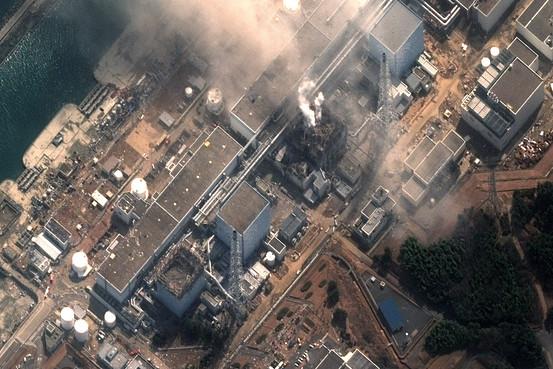 Práce na prvním bloku JE Fukušima zastaveny kvůli zvýšené intenzitě radiace