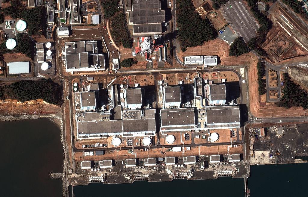 Chyba lávky – obsah radioaktivního jódu na druhém bloku JE Fukušima je o dva řády nižší