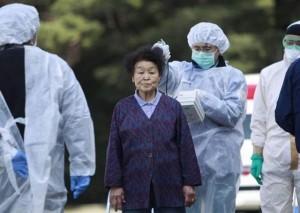 jaderná energie - Hladina radiace na JE Fukušima stále roste, ve vzdálenějším okolí zatím byly zaznamenány pouze malé stopy radioizotopů v bezpečných koncentracích - JE Fukušima (fukushima evakuace) 1