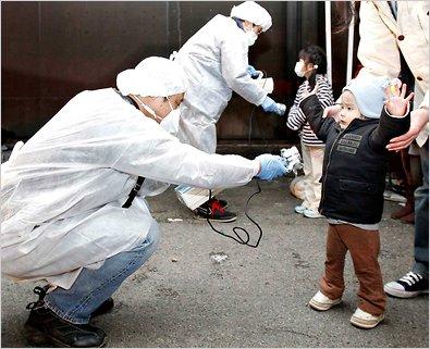 Na Fukušimě hrozí další výbuch, ale intenzita radiačního pozadí klesá – tajemník vlády