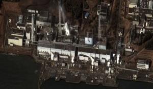 jaderná energie - Fukušima - neděle (21.3.2011) - JE Fukušima (fukushima po zemetreseni) 1