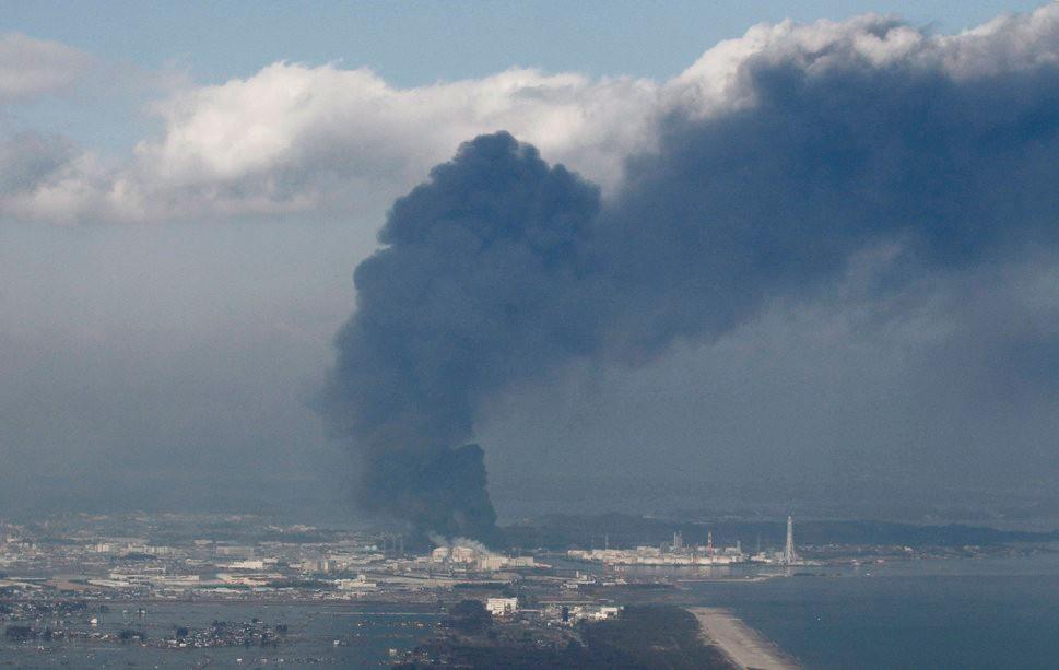 Výbuch na japonské elektrárně Fukušima – aktuální zprávy