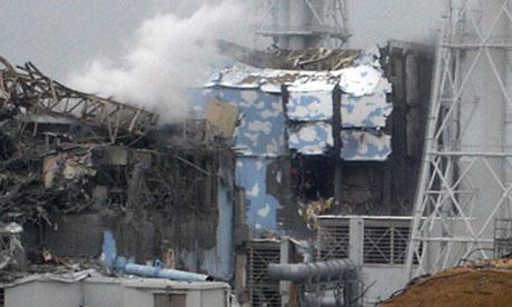 JE Fukušima – týden a půl poté