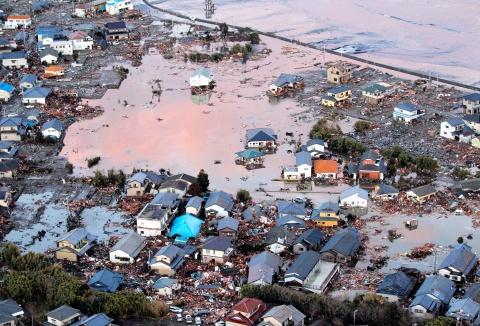 Evakuační pásmo kolem JE Fukušima Dajiči bylo rozšířeno na 20 kilometrů