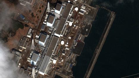 Další výbuch vodíku na jaderné elektrárně Fukušima Dajiči