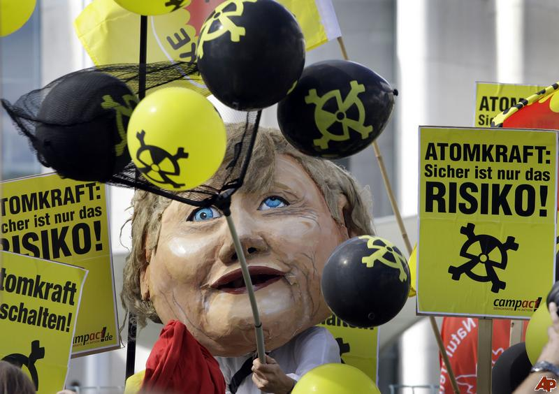 Pět německých spolkových zemí napadlo rozhodnutí o prodloužení provozní doby jaderných elektráren u Ústavního soudu