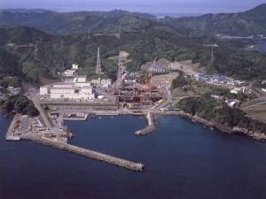 Jaderná elektrárna Onagawa.