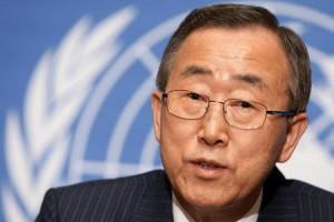 jaderná energie - Generální tajemník OSN: Potřebujeme zavést nové bezpečnostní standardy pro jaderné elektrárny - Ve světě (ban keemoon) 1
