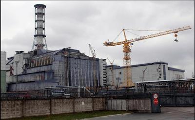 SRN poskytne 42,4 miliónů eur na dokončení nového sarkofágu kolem Černobylu