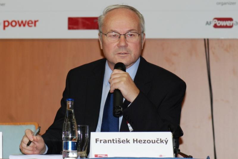 František Hezoučký, bývalý ředitel JE Temelín: Jaderná energetika nepatří do ruky money makerům