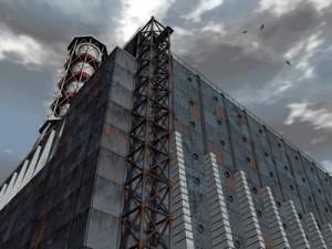jaderná energie - Saúdská Arábie poskytne z domácího rozpočtu 20 miliónů dolarů na projekt nového černobylského sarkofágu - Ve světě (sarkofag) 1