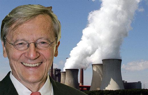 Kritik Temelína Schüssel bere miliony u energetického koncernu RWE