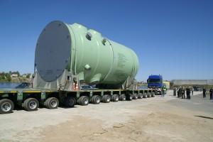 jaderná energie - V Rusku byla dokončena výroba reaktorové nádoby pro první elektrárnu, kterou si Rusko staví po rozpadu SSSR - fotografie - Nové bloky ve světě (DSC02380) 3