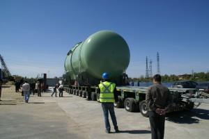 jaderná energie - V Rusku byla dokončena výroba reaktorové nádoby pro první elektrárnu, kterou si Rusko staví po rozpadu SSSR - fotografie - Nové bloky ve světě (DSC023811) 4