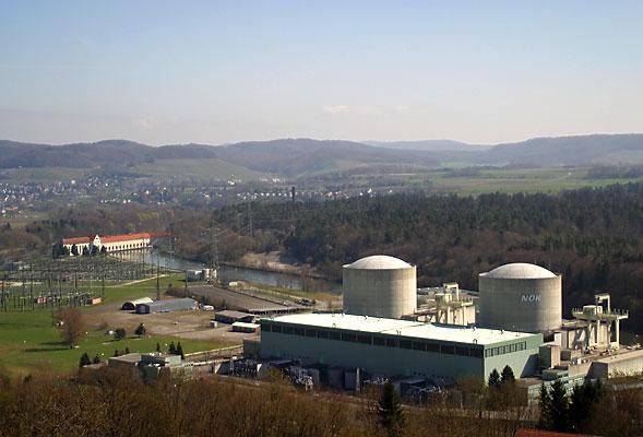 Švýcarská úložiště jaderného paliva jsou mírně riziková, zjistila kontrola