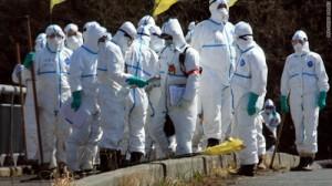 jaderná energie - Japonci možná už za několik dní budou moct vyslat lidský tým do budov JE Fukušima - JE Fukušima (fukushima v oblecich) 1
