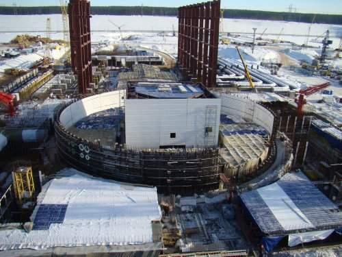 V Rusku byla dokončena výroba reaktorové nádoby pro první elektrárnu, kterou si Rusko staví po rozpadu SSSR – fotografie