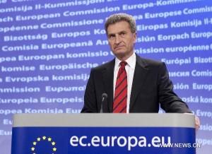 jaderná energie - Pokud budou prosazeny přísnější verze evropských testů, může dojít až na zavření Temelínu a Dukovan. - Zprávy (oettinger eurokomise) 1