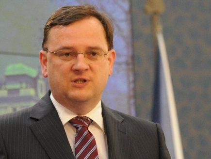 """Češi na jaderném fóru – Petr Nečas: """"Temelín dostavíme, alternativní zdroje jsou nestabilní"""""""