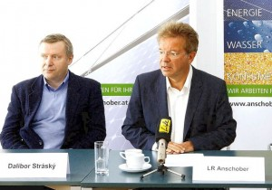 jaderná energie - Novým rakouským pověřencem pro příhraniční jaderná zařízení je bývalý fyzik z Temelína - Nové bloky v ČR (strasky anschober) 1