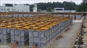 jaderná energie - TEPCO čistí radioaktivní vodu na Fukušimě - JE Fukušima (cisticka fukusima) 1