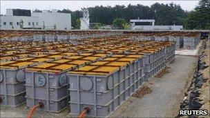 TEPCO čistí radioaktivní vodu na Fukušimě