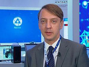 Rusové si na dostavbu Temelína věří – ředitel Atomstrojexportu Alexandr Gluchov