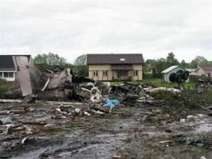 jaderná energie - Při letecké nehodě v Rusku zahynulo 52 lidí včetně téměř celého vedení společnosti OKB Gidropress, hlavního jaderného vývojového centra - Ve světě (petrozavodsk) 1
