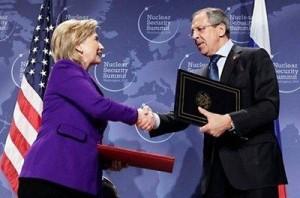 jaderná energie - Rusko a USA zlikvidují dohromady 68 tun zbraňového plutonia - Ve světě (clinton lavrov) 1