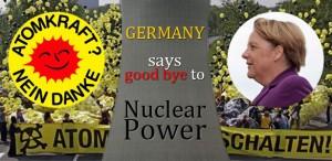 jaderná energie - Spolkový sněm odsouhlasil stop jádru v Německu - Životní prostředí (nemecko goodbye je) 1