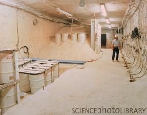 jaderná energie - EU nařídila ukládat jaderný odpad pod zem - Back-end (pilotni hlubinne uloziste1) 1