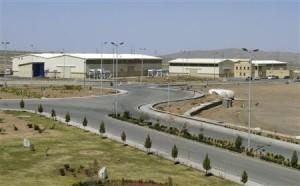 jaderná energie - Írán instaluje nové centrifugy - Ve světě (tovarna natanz1) 1