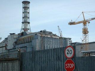 Ukrajina dostane zbytek peněz, potřebných na dostavbu nového krytu pro Černobyl