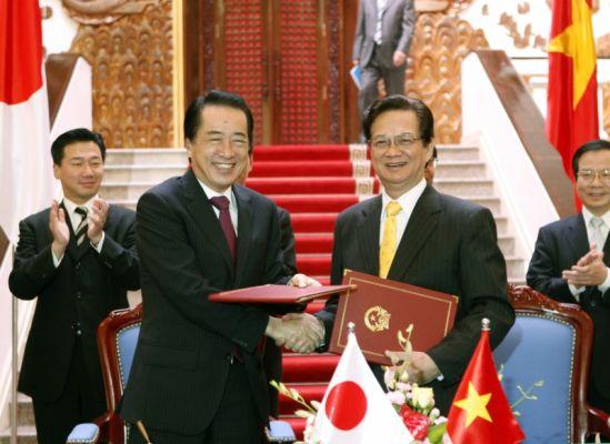 Japonsko znovu začíná jednat s Vietnamem o stavbě jaderných elektráren