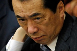 jaderná energie - V Japonsku padají hlavy odpovědných za jadernou bezpečnost - JE Fukušima (naoto kan2) 1