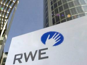 jaderná energie - Zisky německého energetického obra RWE klesly o desítky procent - Nové bloky v ČR (rwe logo) 1