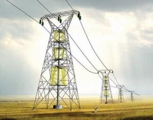 jaderná energie - Německo si nenechá v záloze jadernou elektrárnu, využije uhelné - JE Fukušima (stozary vedeni) 1