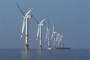 jaderná energie - Švýcarská ABB za miliardu dolarů napojí větrné farmy na Německo - Životní prostředí (vetrak severni more) 1