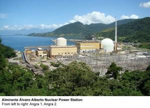 jaderná energie - Brazilská polytechnika chystá první jaderný obor v zemi - Ve světě (angra) 1