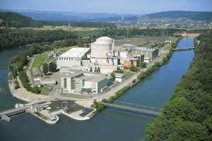 jaderná energie - Švýcarský parlament schválil odstavování jaderných elektráren - Týden - Back-end (beznau eins1) 1