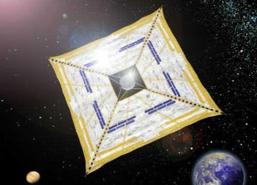 Přesnější atomové hodiny, větší solární plachetnice a laserové komunikace – tři projekty NASA do nejbližších let