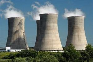 Jaderná elektrárna Mochovce.