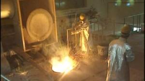 jaderná energie - Ve francouzském Centracu vybuchla tavicí pec - Ve světě (pec Marcoule) 1
