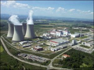 jaderná energie - Temelín I po odstávce opět vyrábí elektřinu. - V Česku (temelin3) 1
