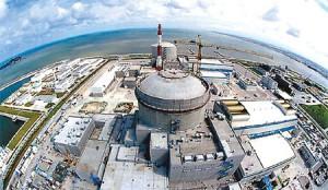 jaderná energie - Na čínském Tchien-wanu začne příští rok zalévání betonu, stavba běží podle plánu - Nové bloky ve světě (tianwan 1 2) 1